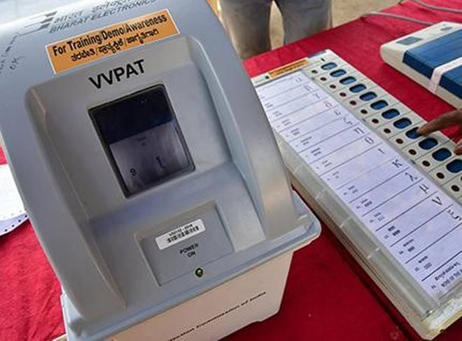 Image result for Election Commission asks for greater usage of VVPAT