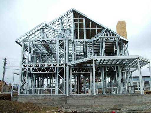 Kết cấu khung thép dễ dàng cơi nới khi cần thiết