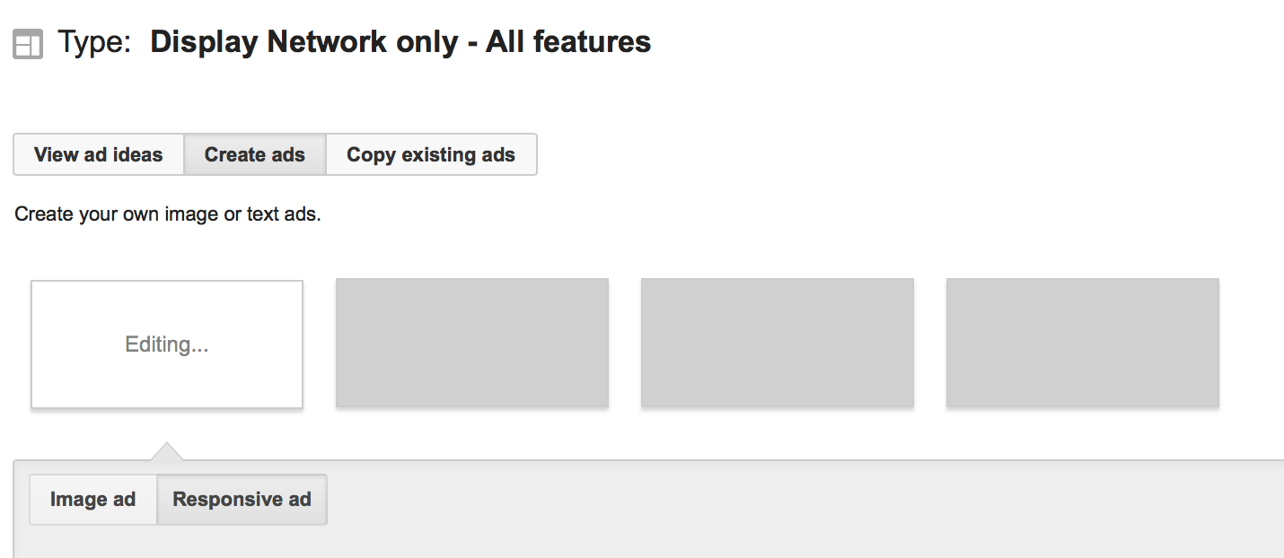 responsive ads, gdn là gì