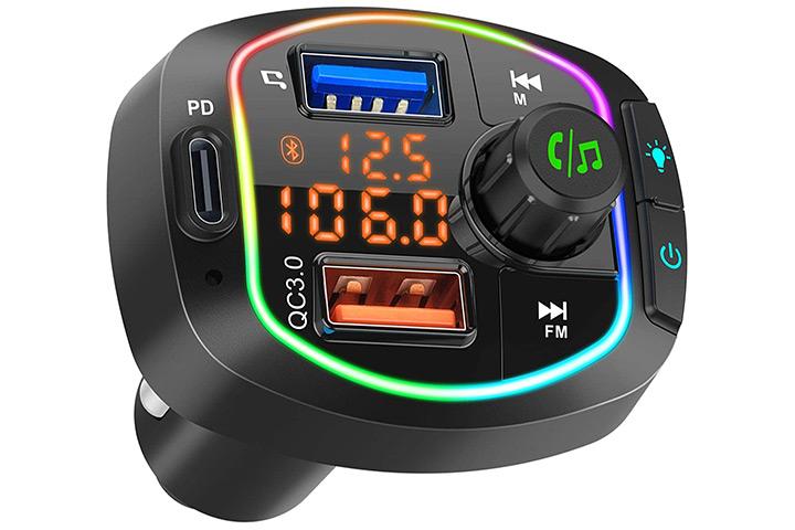 car transmitter bluetooth