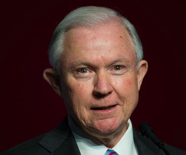 Image: Trump's VP Front-runner: Sen. Sessions of Alabama