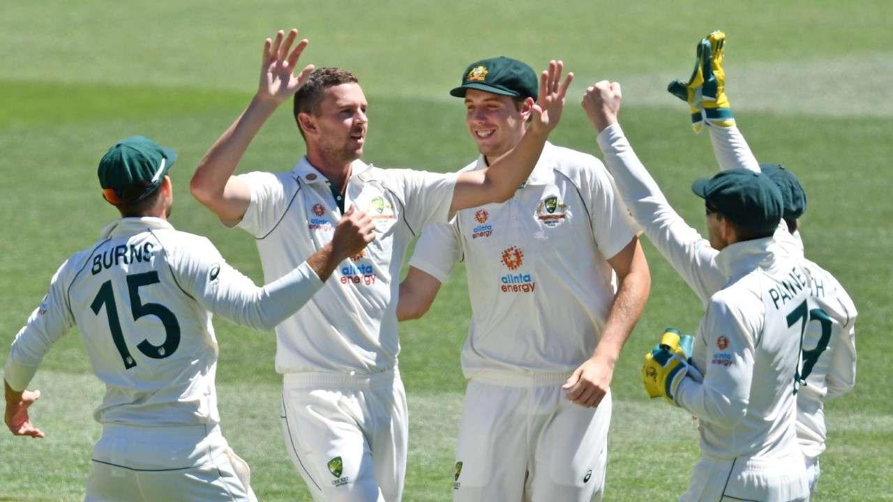 India vs Australia 1st Test Adelaide, Day 3, Live cricket score and  updates: Aus win by 8 wickets as Ind fold for 36