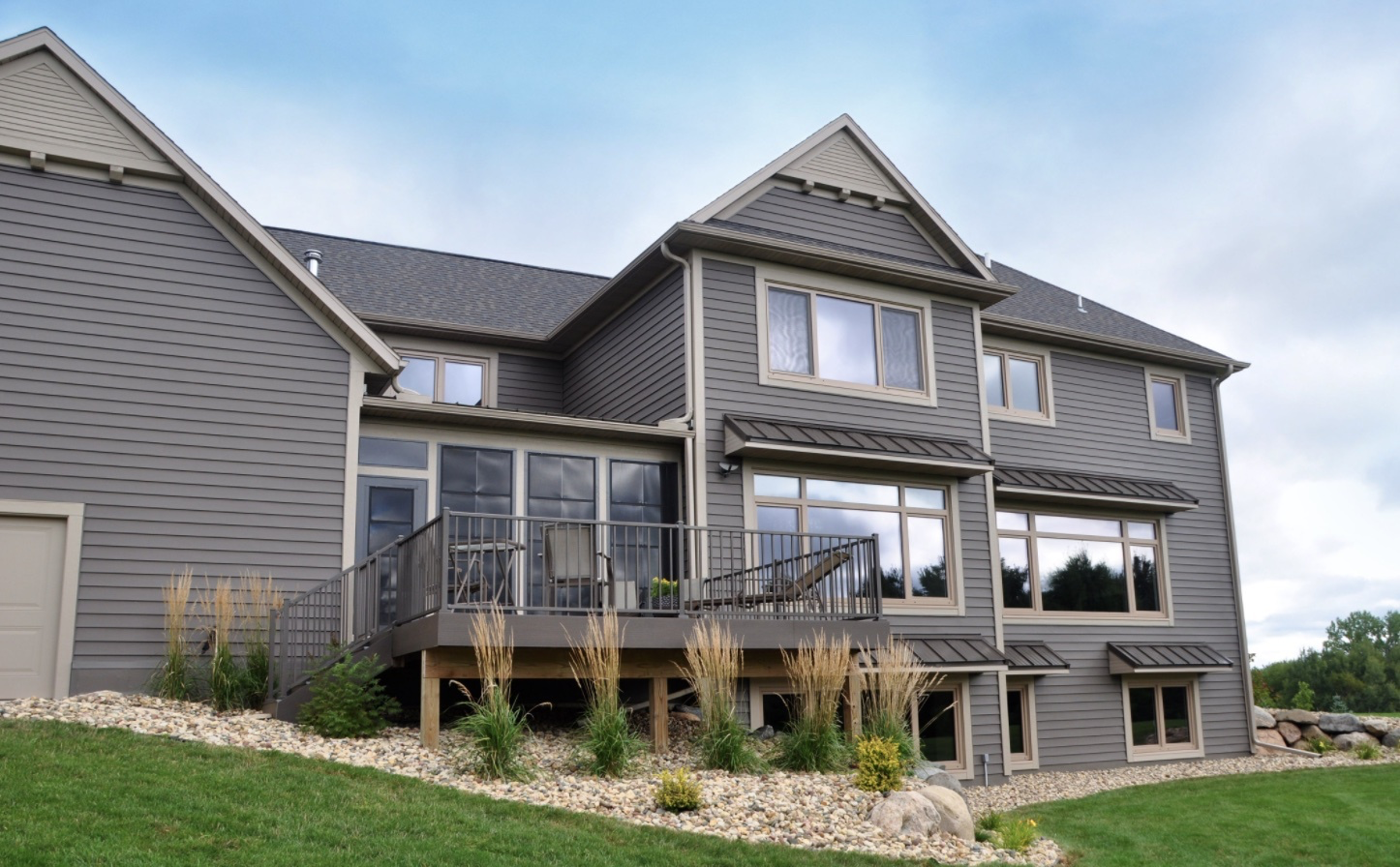 A Klauer Siding Designed Home in Rochester, MN
