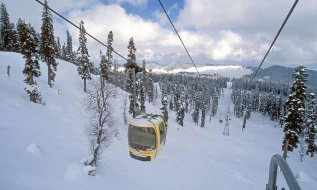 Gulmarg Best Places to Explore in india this winter