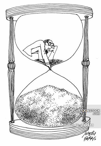 Image result for hour glass illustration