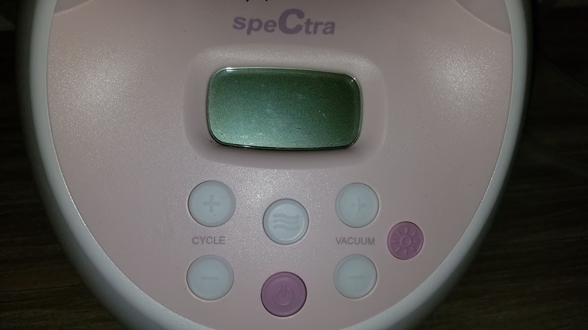 spectra s2 tip - use the letdown mode - the squiggly lines - at the beginning of a pump session before milk starts coming out. turn it off once milk starts flowing.