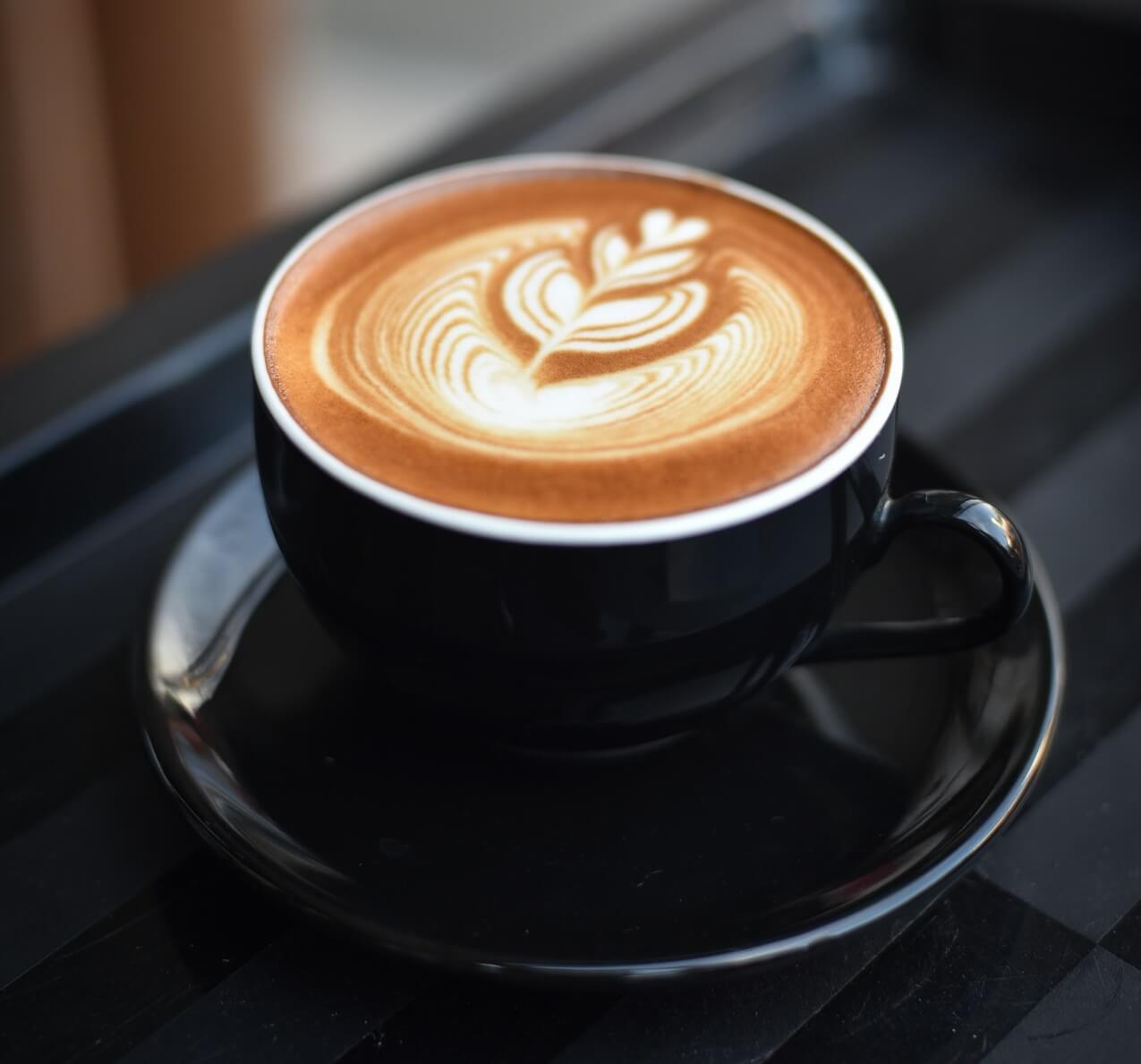 Cut down on caffeine