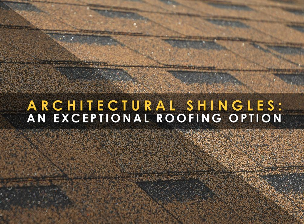 Exceptional Roofing Option