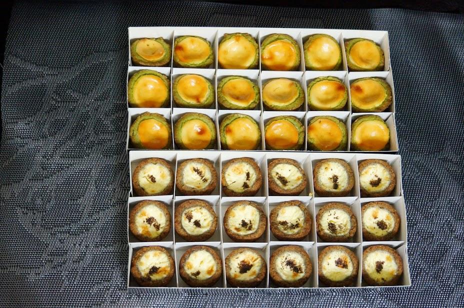 網購美食-黃金塔球.布蕾塔球【Maruko手工坊-乳酪塔球】