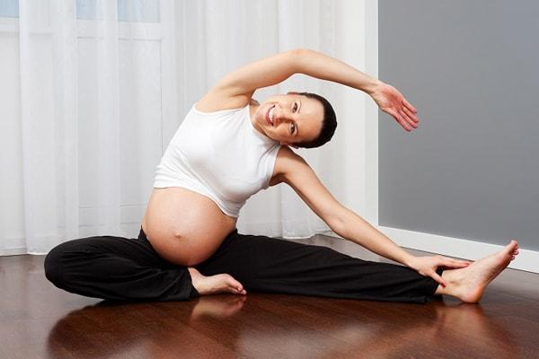 bà bầu nên tập thể dục trước khi sinh