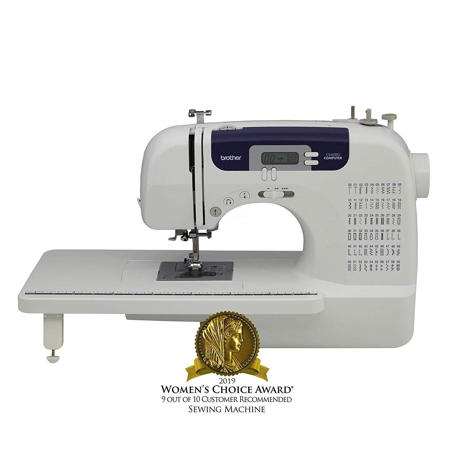brother cs600 i compact sewing machine