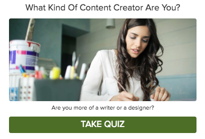What kind of quiz creator are you quiz cover