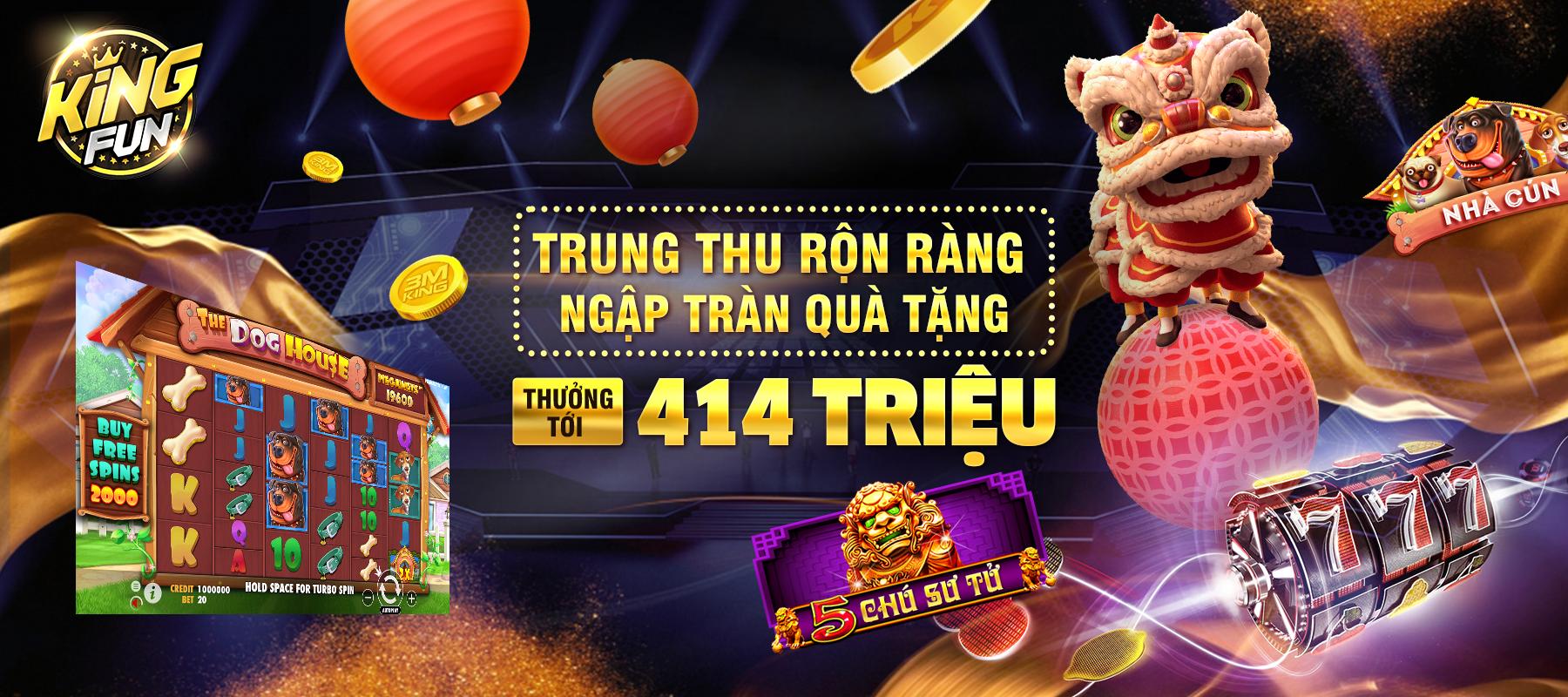 KingFun ra mắt 17 slot game mới: ĐẸP - ĐỘC - LẠ 14