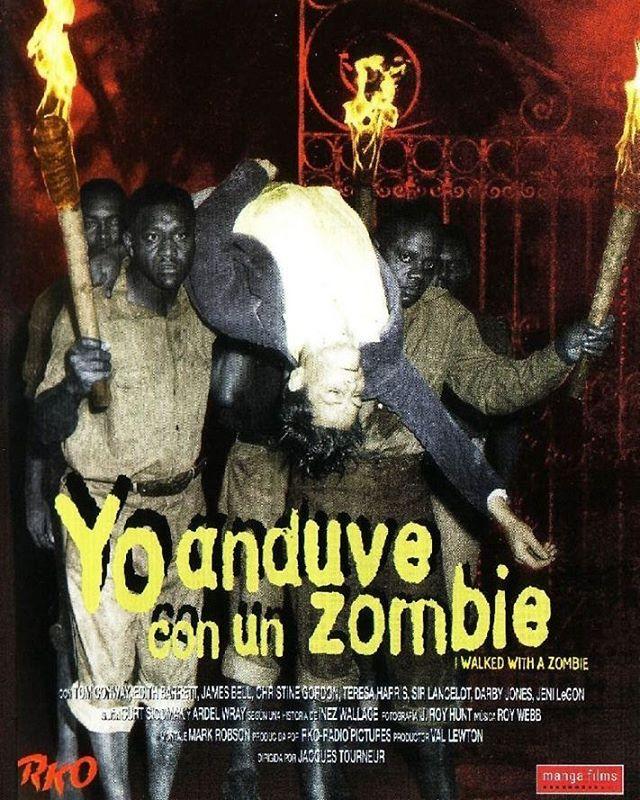 Yo anduve con un zombie (1943, Jacques Tourneur)