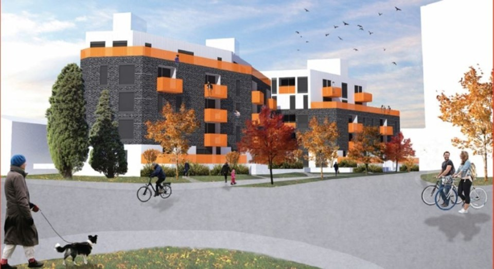 moderate income housing project 2