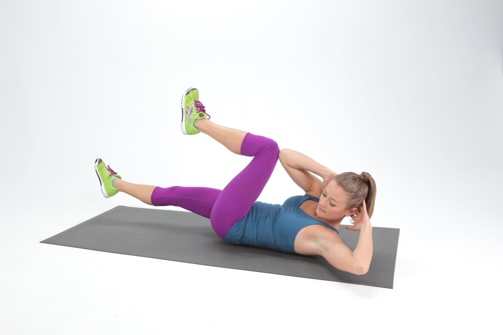Exercises to reduce belly