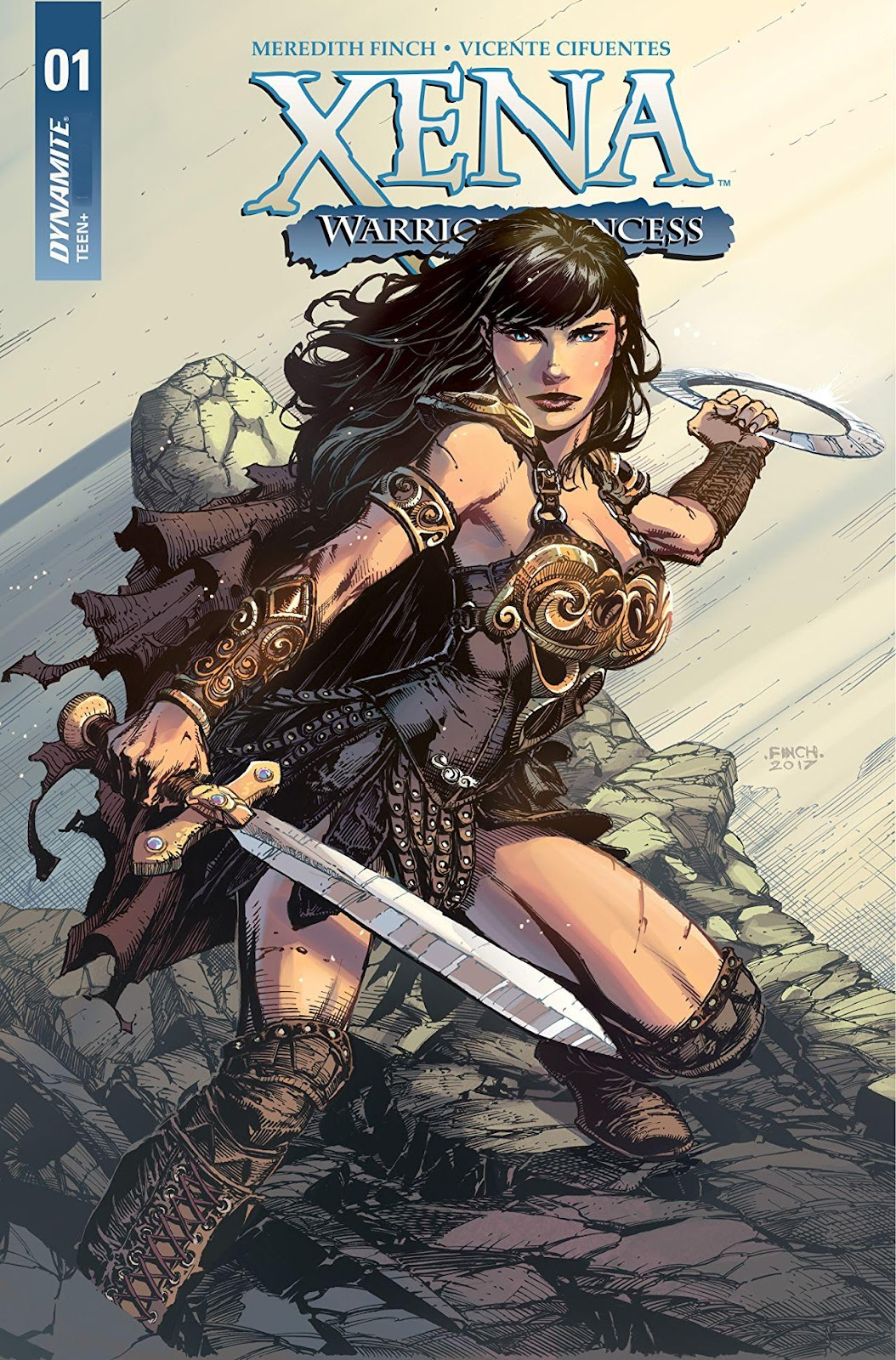 Xena: Warrior Princess Vol. 4 #1 Review
