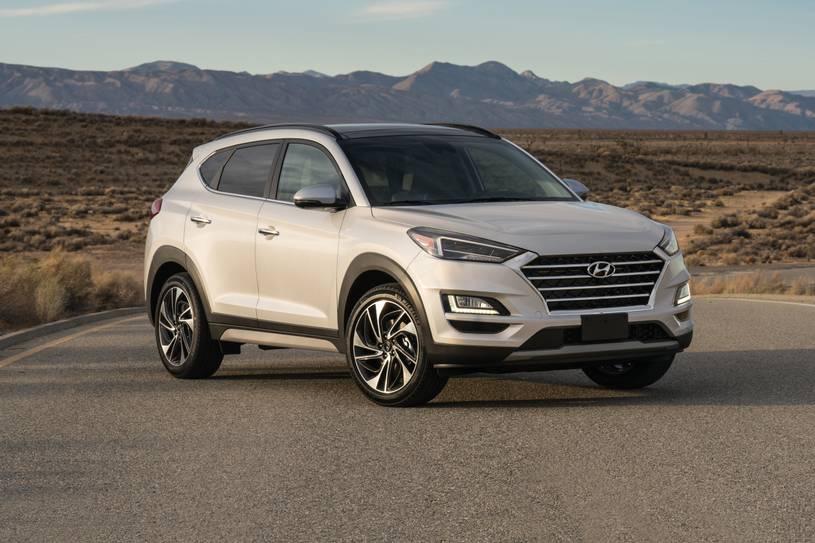 Hyundai Tucson 2020 là một trong những mục kép của Hyundai trong lớp là xe hơi 5 chỗ gầm cao