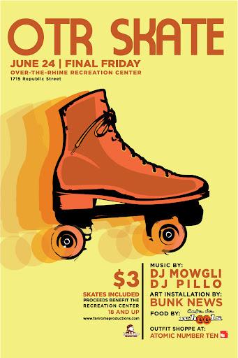 June OTR Skate