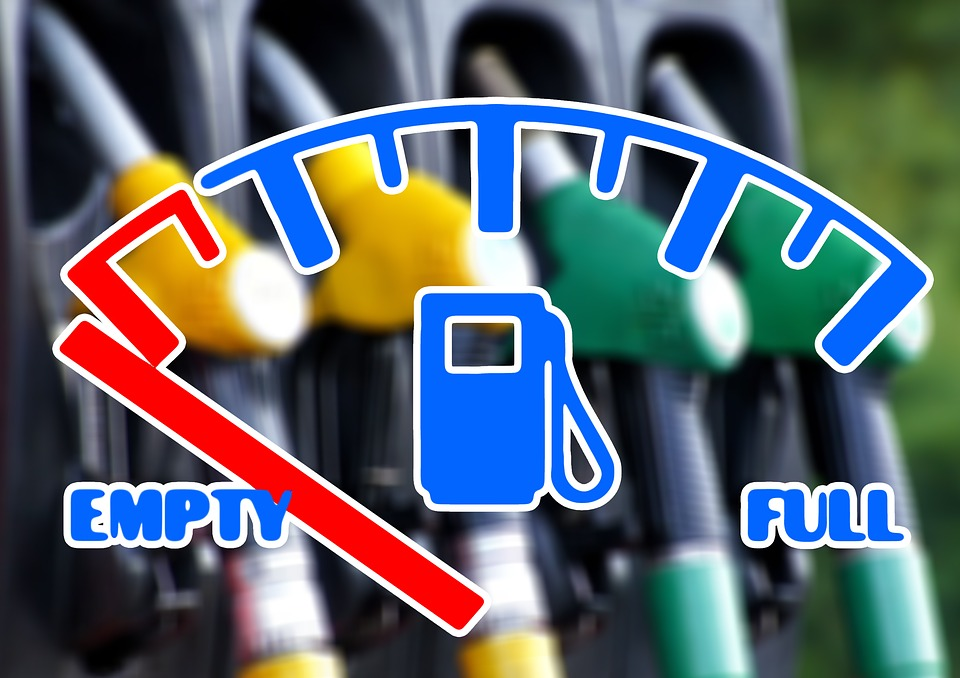 Petrol, Tank, Gas Pump, Tap, Tank Filling, Ad, Full