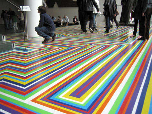 10 Wacky Modern Flooring Options