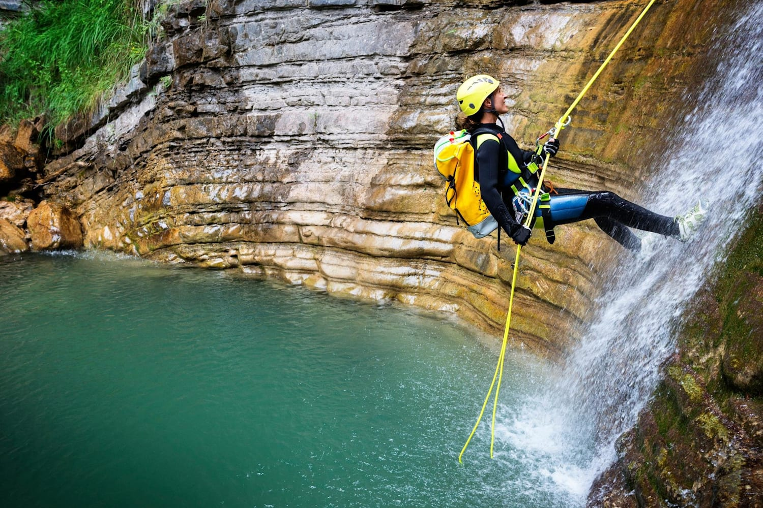 The Complete Guide to Canyoning and How it's Like a Self-Guided Hike