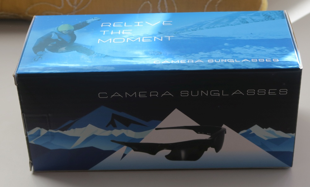 Kamre Camera Glasses Box