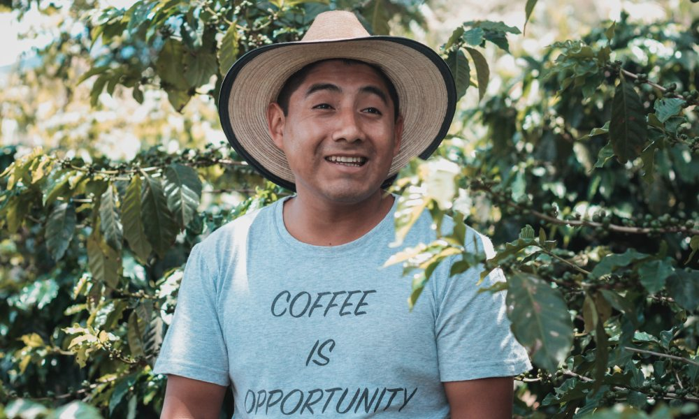 direct relationship with coffee producer
