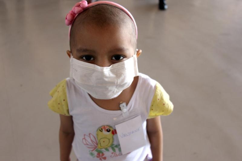 Diagnóstico precoce do câncer infantojuvenil contribui para o sucesso do tratamento. (Fonte: Fotos Públicas)