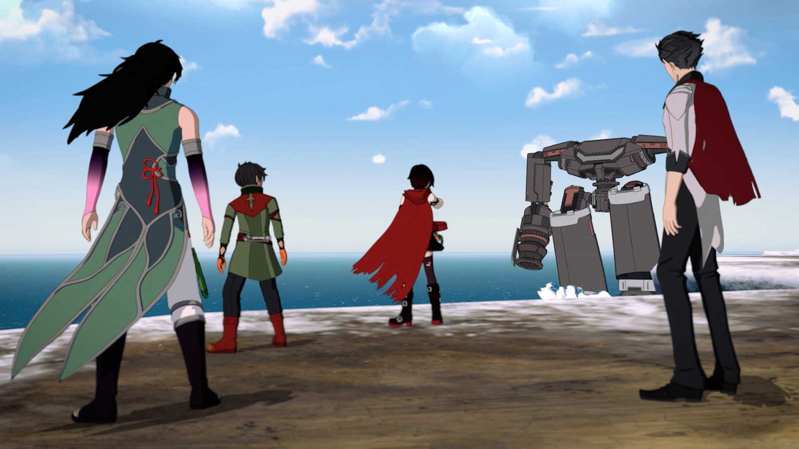 RWBY Volume 6 Episode 11 - The Lady in the Shoe: Review