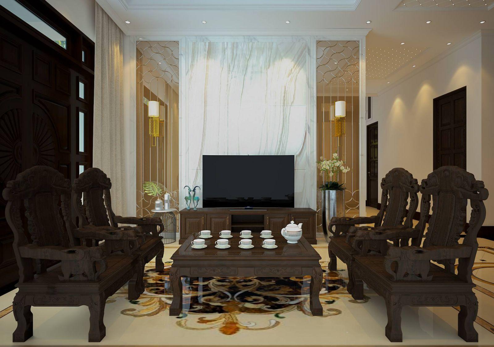 Kinh nghiệm chọn bàn ghế phòng khách cho gia chủ