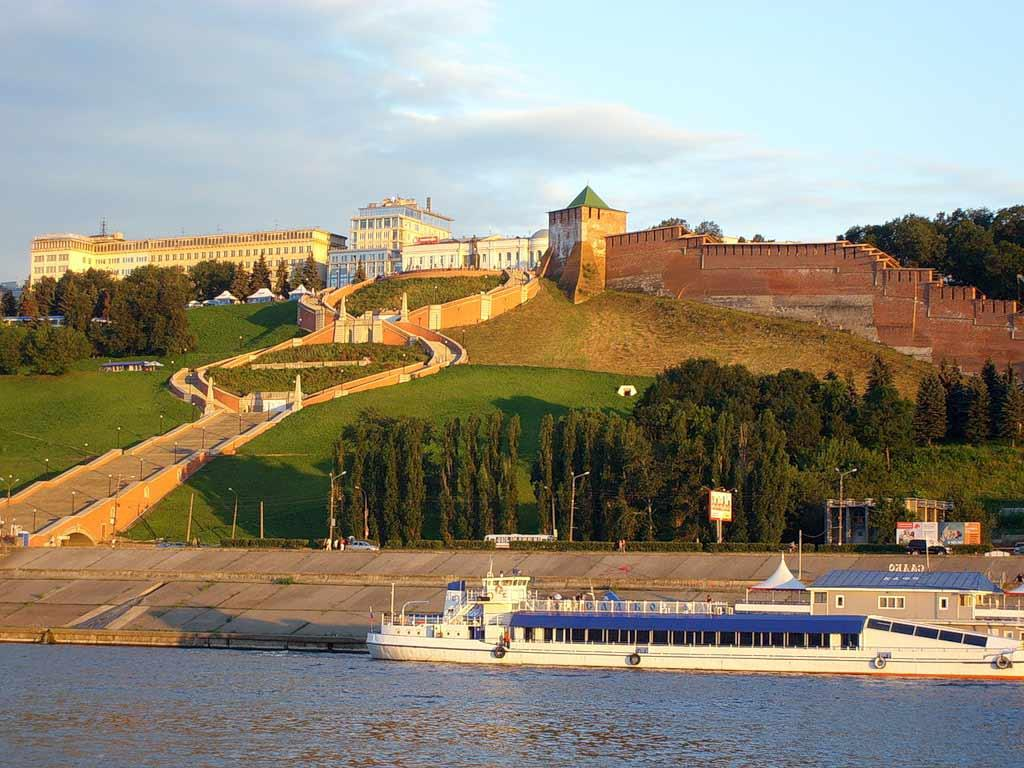 нижегородский кремль картинки