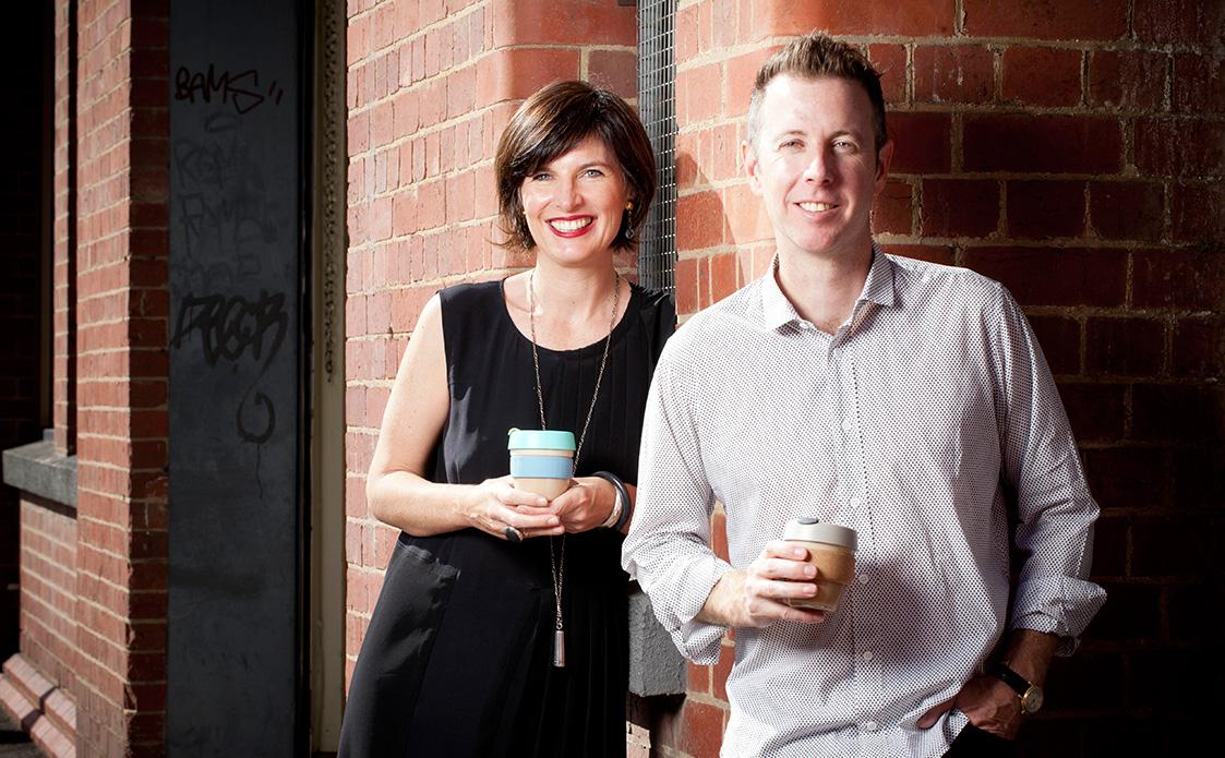 KeepCup, negocio online de vasos reutilizables