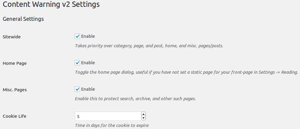 Wordpress добавляем проверку на возраст,