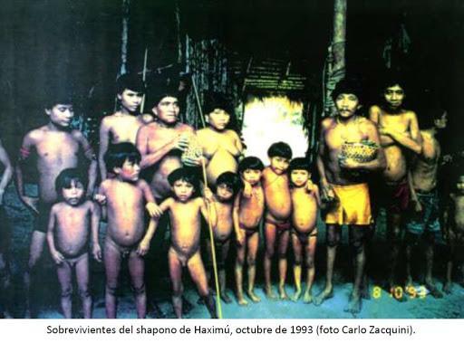 20 anos do Massacre do Haximu