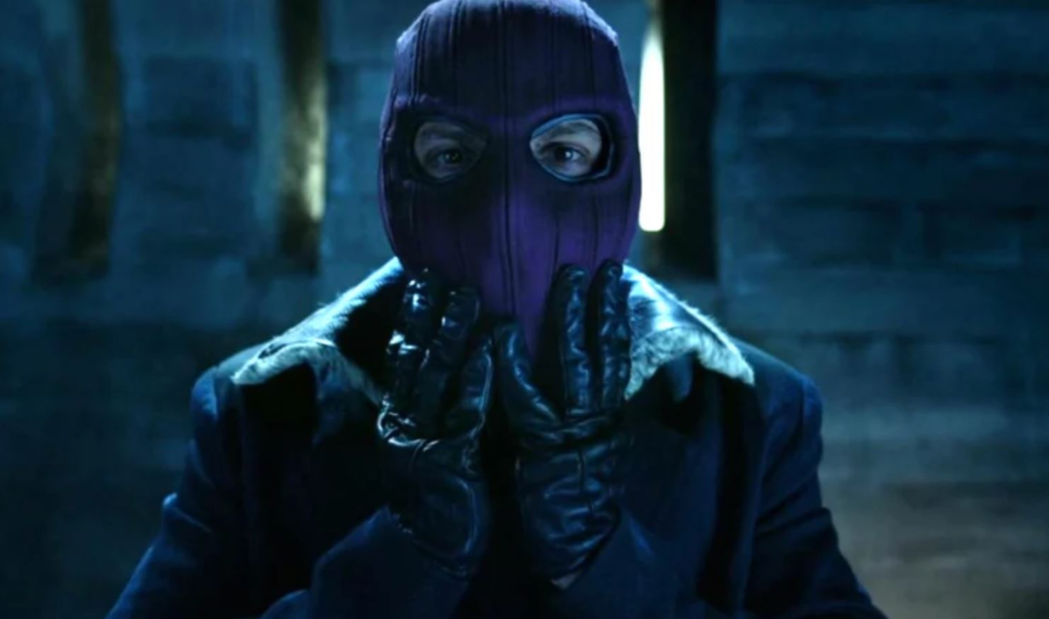 Baron Zemo arrives in The Falcon and The Winter Soldier
