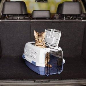 boite de transport pour chat avec ouverture haut