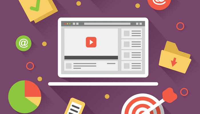 Chèn link liên kết trên video mạng xã hội