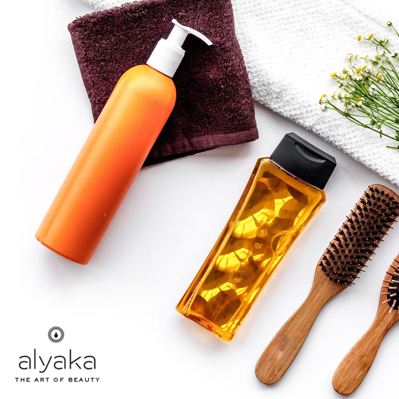Moderate Use of Shampoo