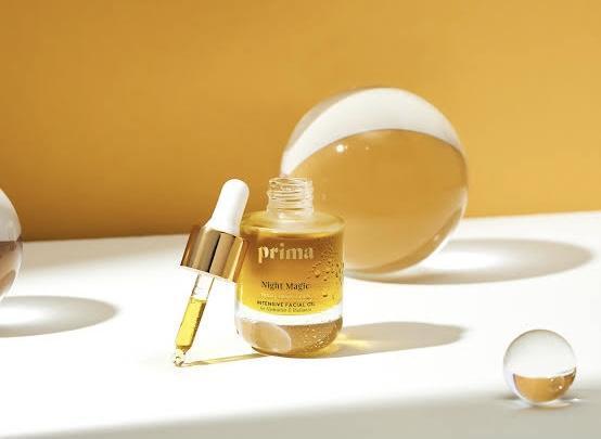 5. Prima Night Magic Intensive Facial Oil จาก Prima