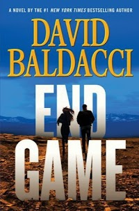 """Release Date - 11/14/2017  """"End Game is the fifth book in the thrilling Will Robie series by international number one bestselling author David Baldacci.  London is on red alert. Will Robie, as the US government's most lethal assassin, is called in to foil a terrorist attack on the London Underground. An attack serving as a test run for a much larger plot to take place on US soil. Trained to neutralize threats without leaving a trace, he's an indispensable asset to his country."""