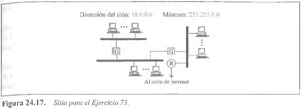 Capítulo 24. Conjunto de Protocolos TCP/IP