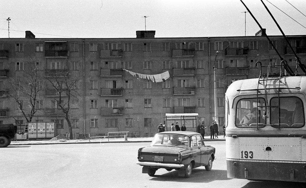 Одесса 1970-х. Фото: Илья Гершберг (Russiainphoto.ru)