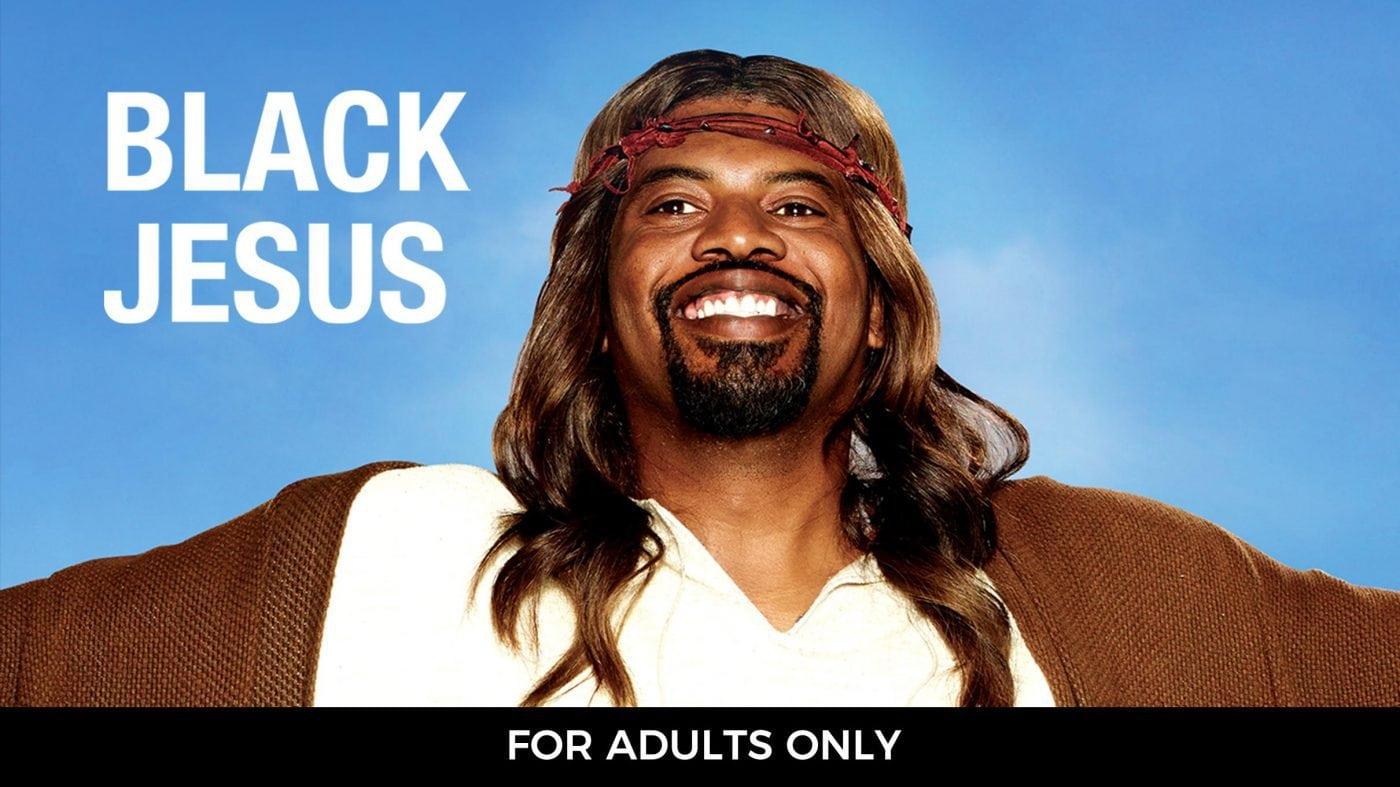 Black Jesus is on Showmax