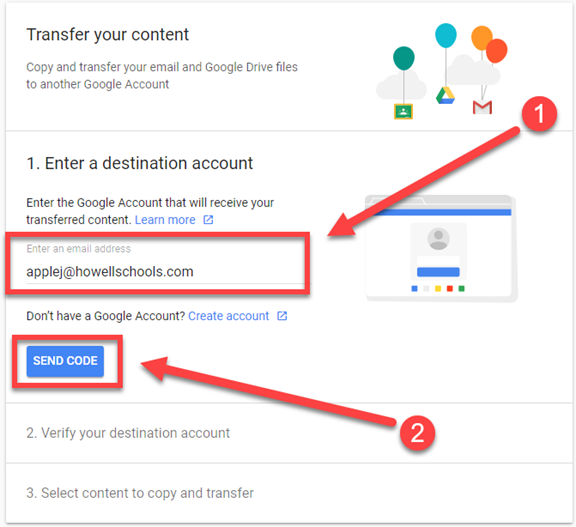 Image result for google transfer