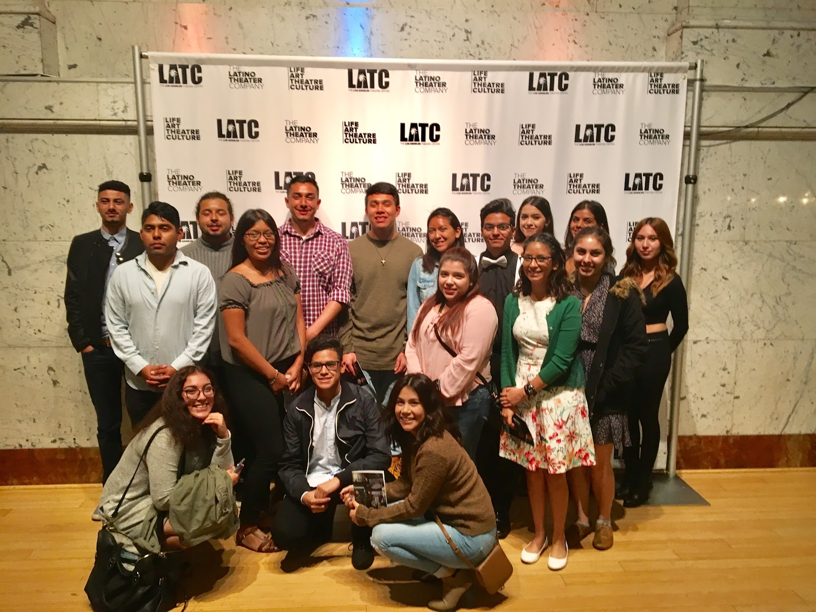 Puente Cohort at Los Angeles Theater Center