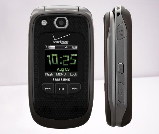 Samsung Convoy 3 Flip Verizon Phone