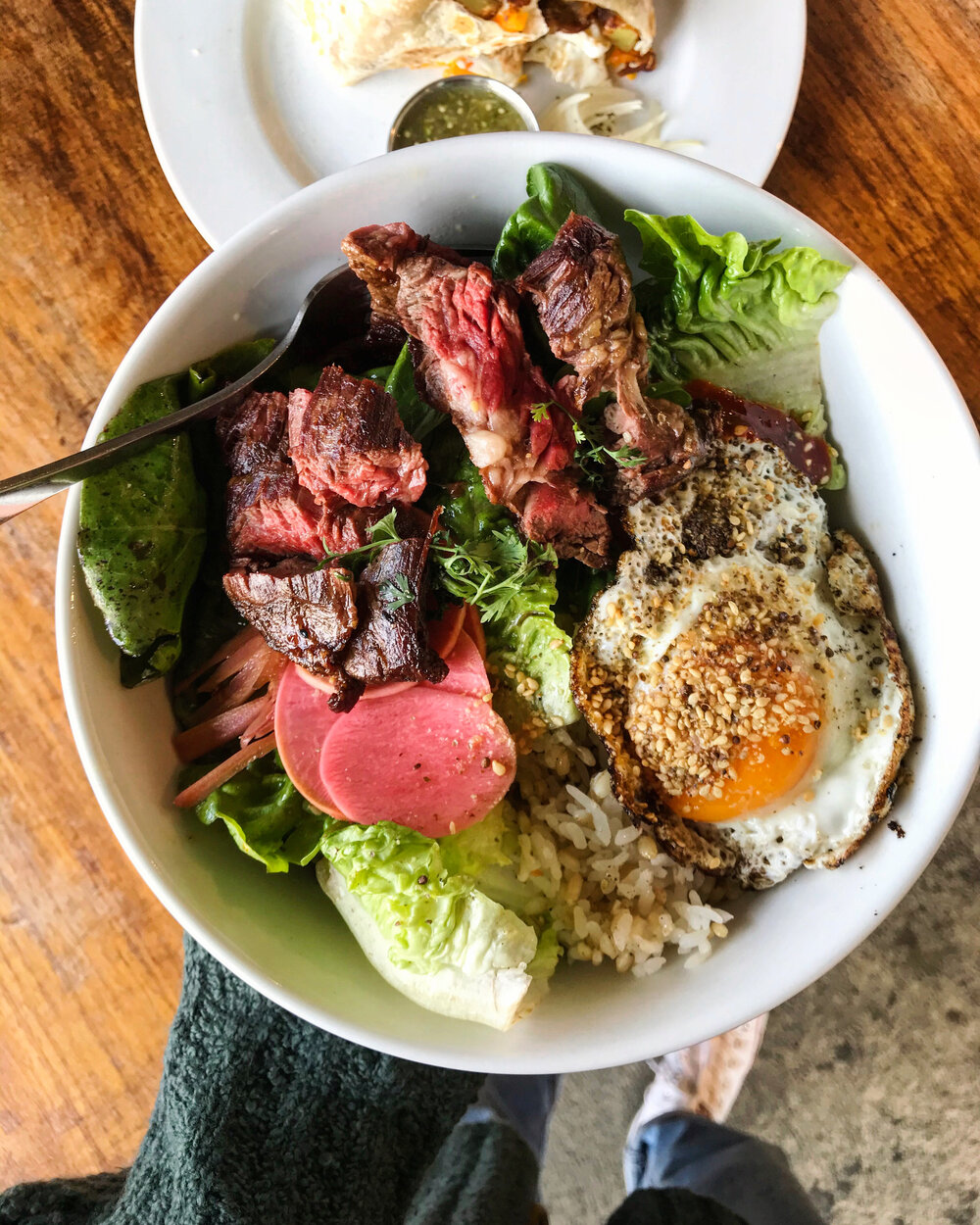 Bistecca Rice Bowl