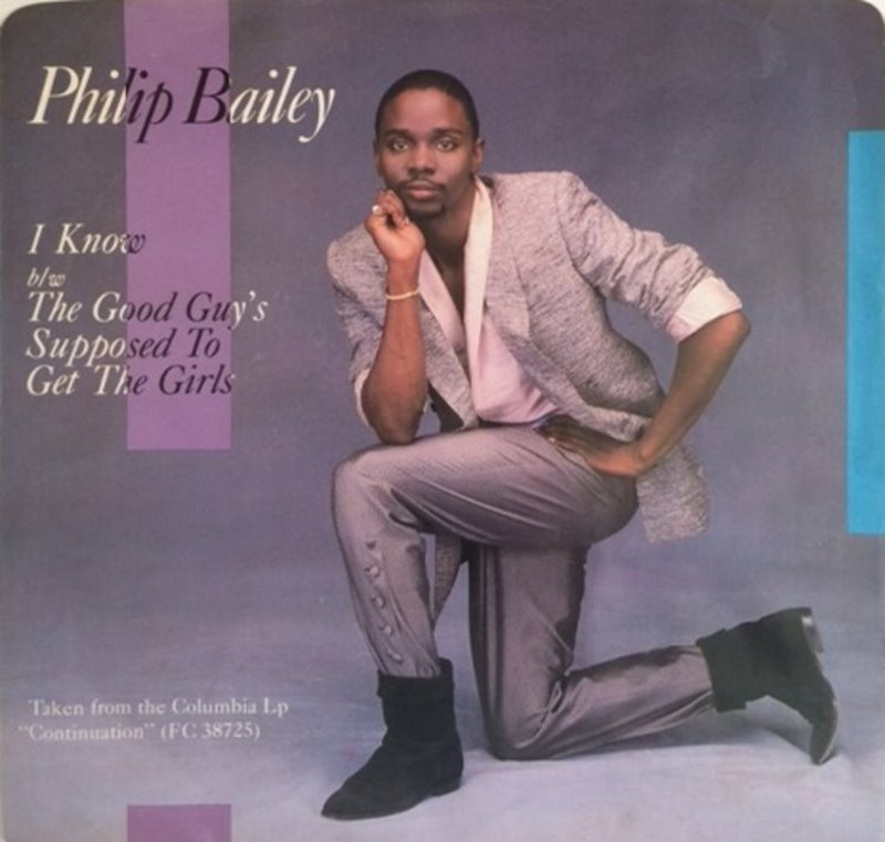 Phillip Bailey of Earth, Wind, and Fire
