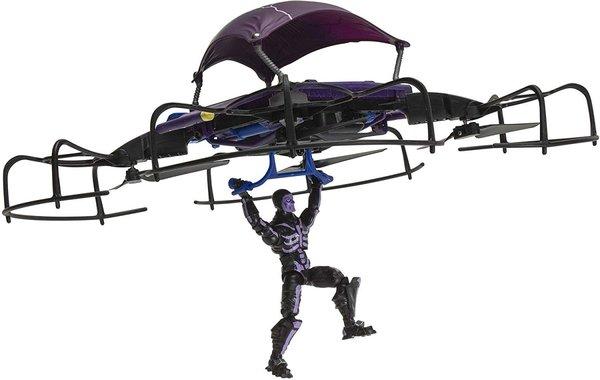 Высокая маневренность дрона во время полета